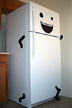 chatty fridge