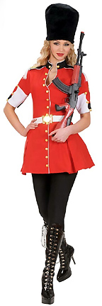 guard band girl