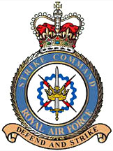 raf strike command logo