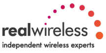 real wireless logo
